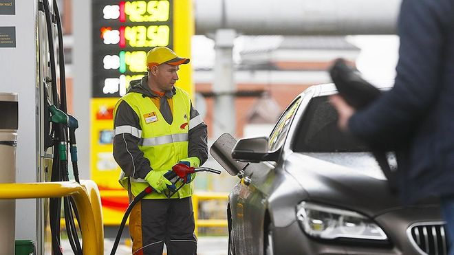 В Украине резко подорожал бензин и дизель
