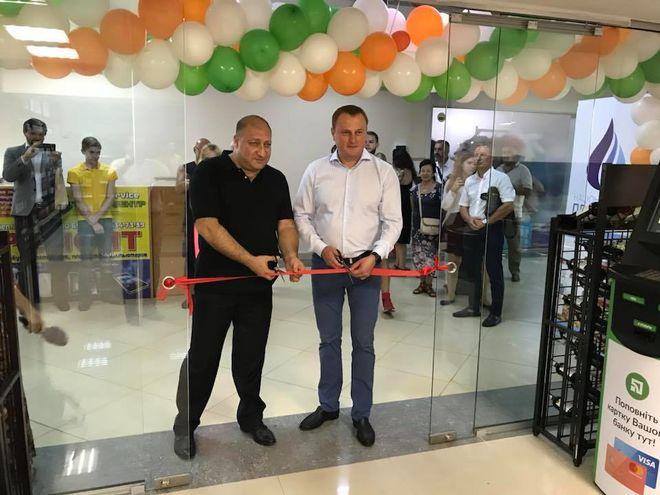 «Укрспирт» открыл сеть собственных магазинов