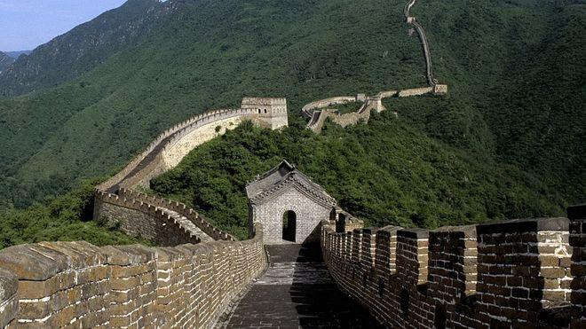 На Великой Китайской стене устроили отель