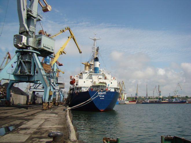 Порты Бердянска иМариуполя испытывают проблемы из-за действий РФ— Омелян