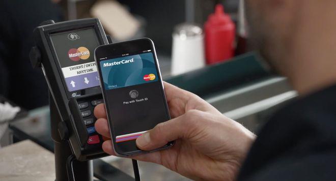 «Ощадбанк» запустил Apple Pay для своих клиентов