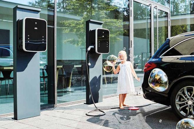 Национальный банк пересаживается на электромобили