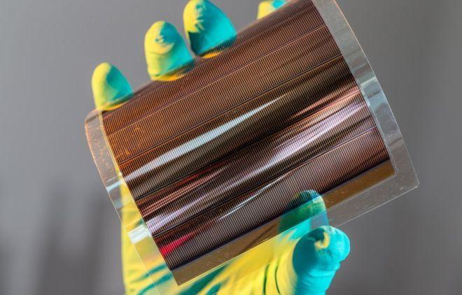 Ученые создали органические солнечные батареи равные по эффективности кремниевым
