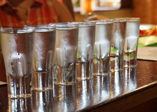 Украинскую водку будут поставлять в Канаду
