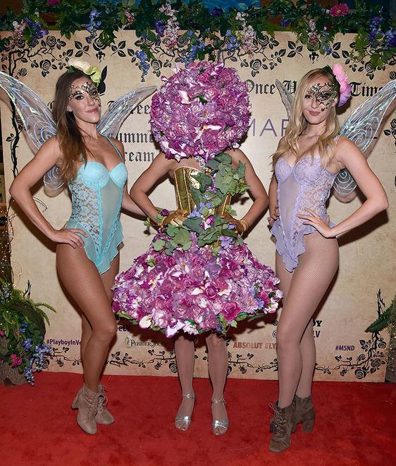 «Сон в летнюю ночь»: Playboy устроил шекспировскую вечеринку в Лос-Анджелесе