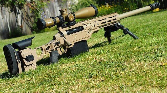 Украина купит у Канады снайперских винтовок на $700 тысяч
