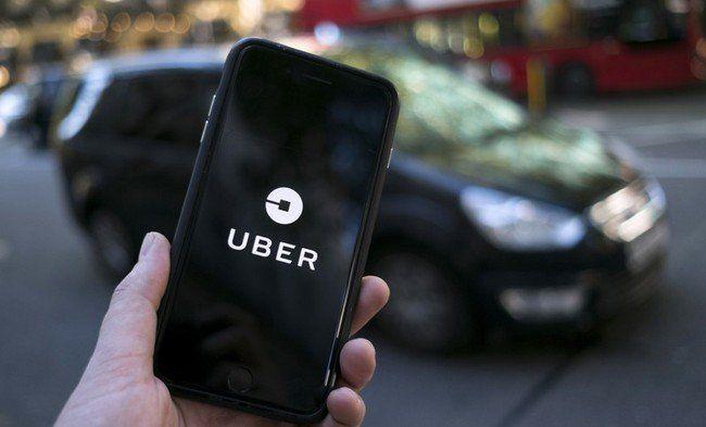 Uber уменьшила убытки до $900 млн