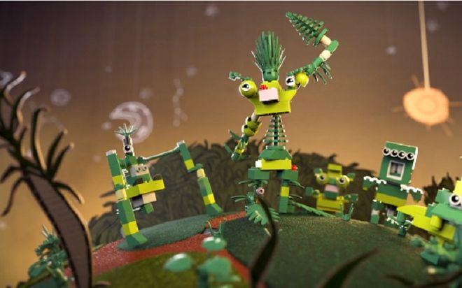 Lego выпустила конструктор из сахарного тростника
