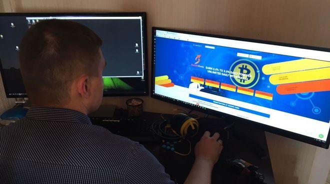 Киберполиция разоблачила хакера, обворовывшего криптовалютные биржи