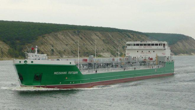 Российские судовладельцы приостановили грузовые перевозки в Украину