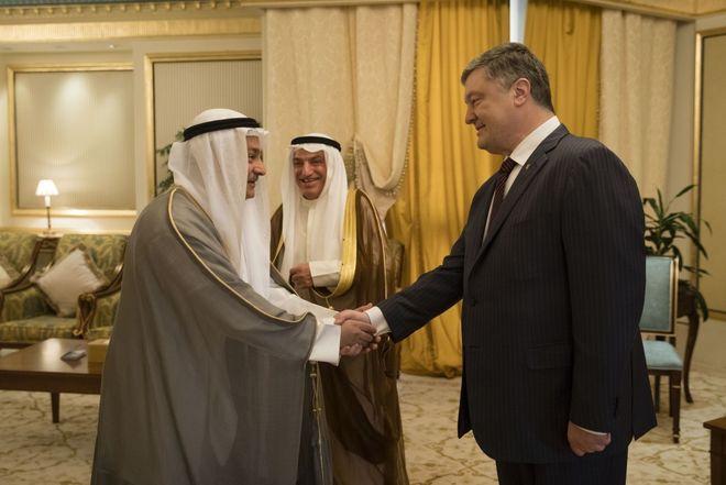 Кувейт готов покупать украинские предприятия, офисы и ТРЦ