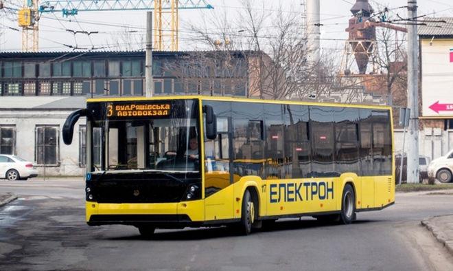 Во Львове объявлен конкурс на автобусные пассажироперевозки