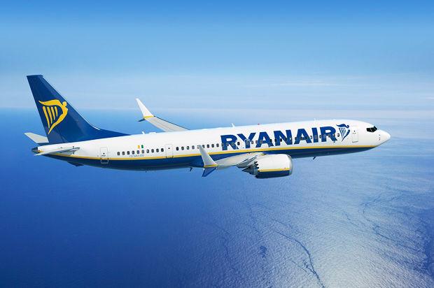 Ryanair распродает билеты на все маршруты из Украины от 13 евро