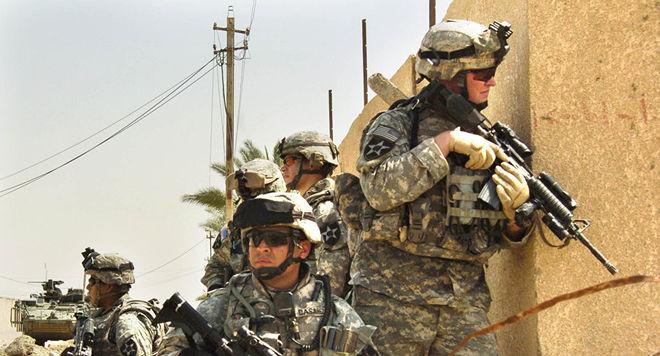 В США назвали условие для вывода своих войск из Ирака