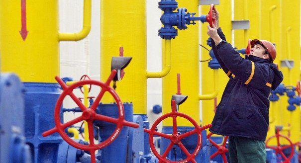Украина потратила более миллиарда долларов на импортный газ