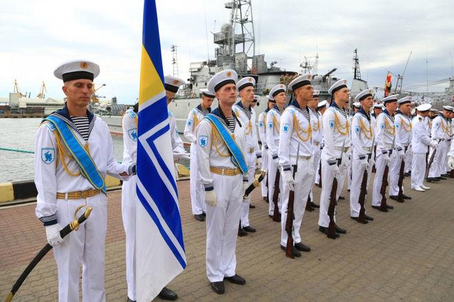 Военно-морской флот Украины спасут американские ракеты