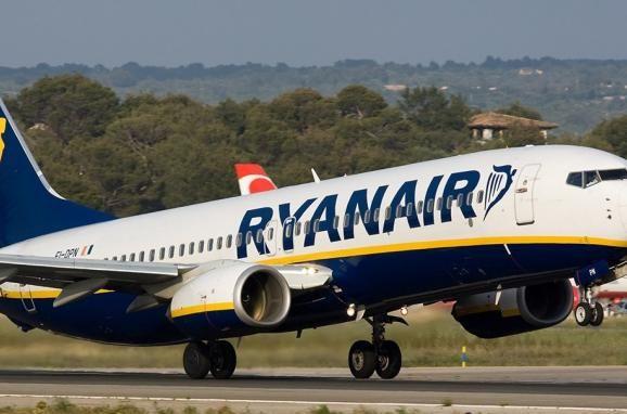 Ryanair ограничит бесплатный провоз ручной клади