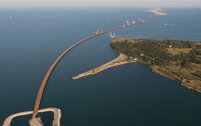 Украина не будет разрывать соглашение с РФ о совместном использовании Азовского моря и Керченского пролива