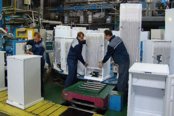 Запуск нового производства холодильников в Украине переносят в третий раз