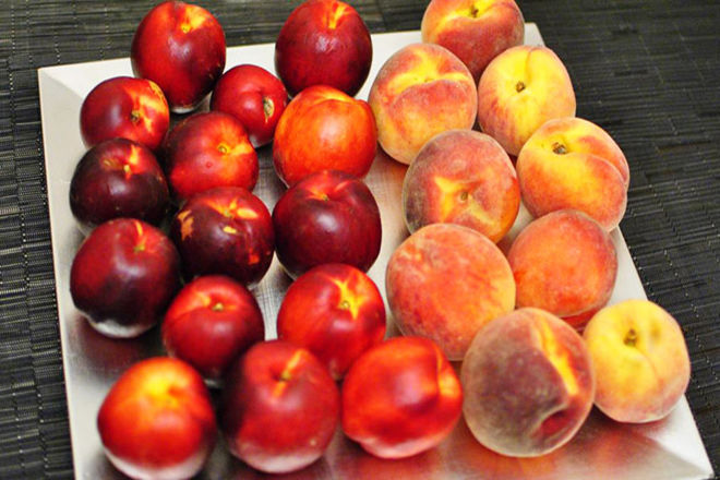 Болгария и Греция стали главными покупателями украинских персиков и нектарин