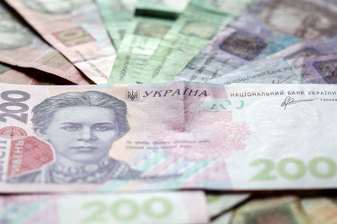 Дефицит госбюджета Украины вырос до 13,4 млрд гривен