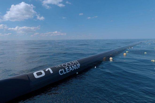 Тихий океан очистят от пластикового мусора