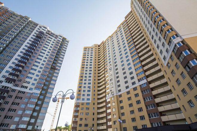В Украине стали меньше строить жилья