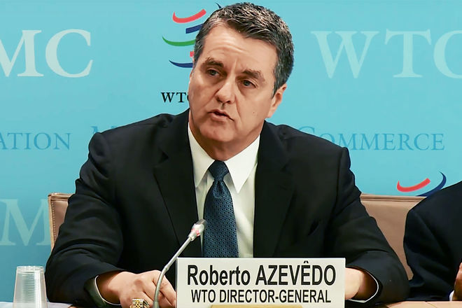 В ВТО не паникуют из-за возможного выхода США