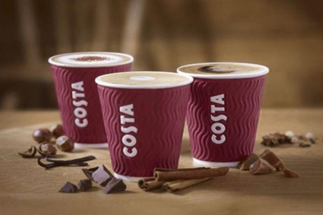 Coca-Cola купит Costa Coffee за $5,1 млрд
