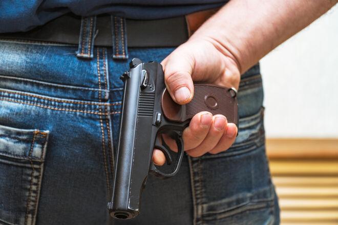 Незаконное хранение гладкоствольного оружия украина