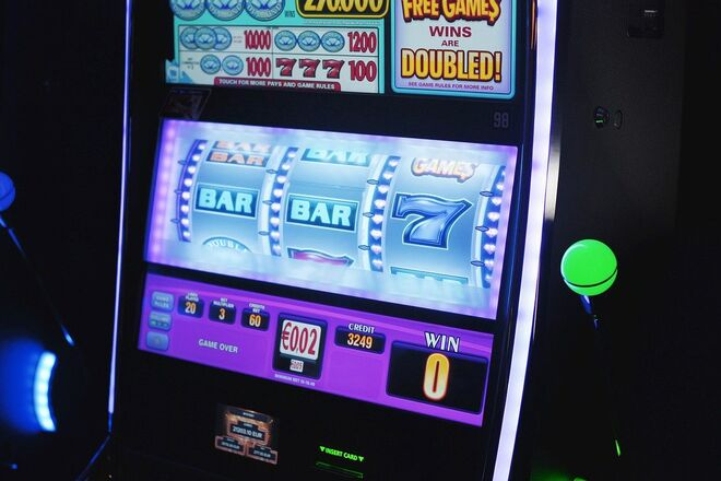 игровые автоматы и лицензия