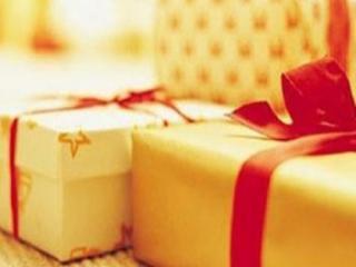 Где прячут подарки